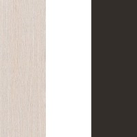 Light Oak Belluno / White / Wolfram