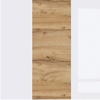 White / Oak Wotan / White Gloss