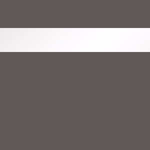 Grey Wolfram / White Gloss Insert Junona