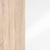 Sonoma Oak / White
