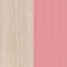 Light Oak Belluno / Pink Textured
