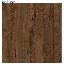 April Oak / Oak Wotan / White Matt / White / White High Gloss