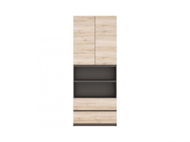 Tall Cabinet - Moden (REG2D2S/90)