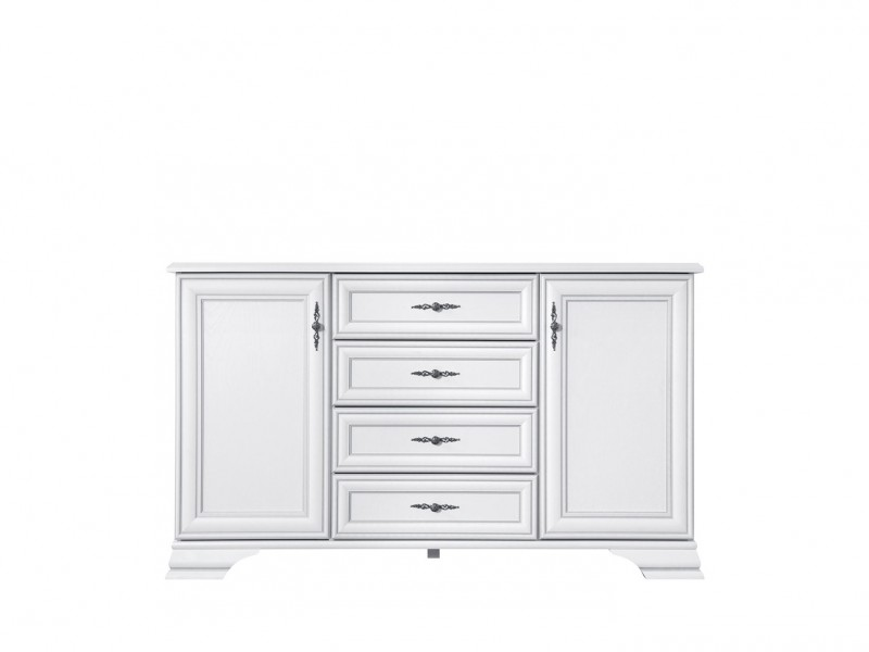 Idento - Sideboard Dresser Cabinet (KOM2D4S)