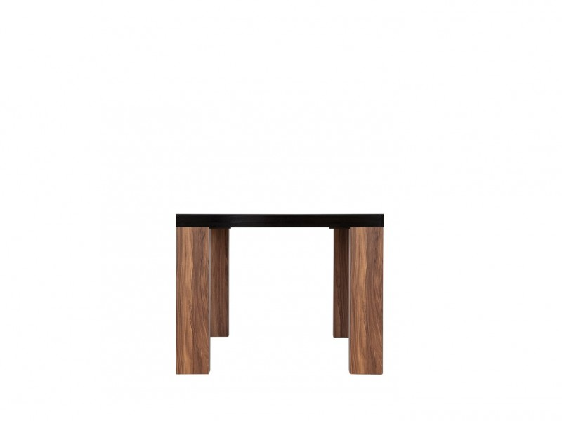 Square Coffee Table Black Gloss - Venom (LAW/70)