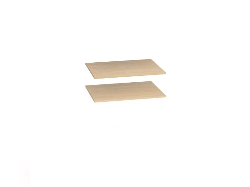 Tip Top - x2  Wardrobe Shelves (Shelves for TSZF 2D)