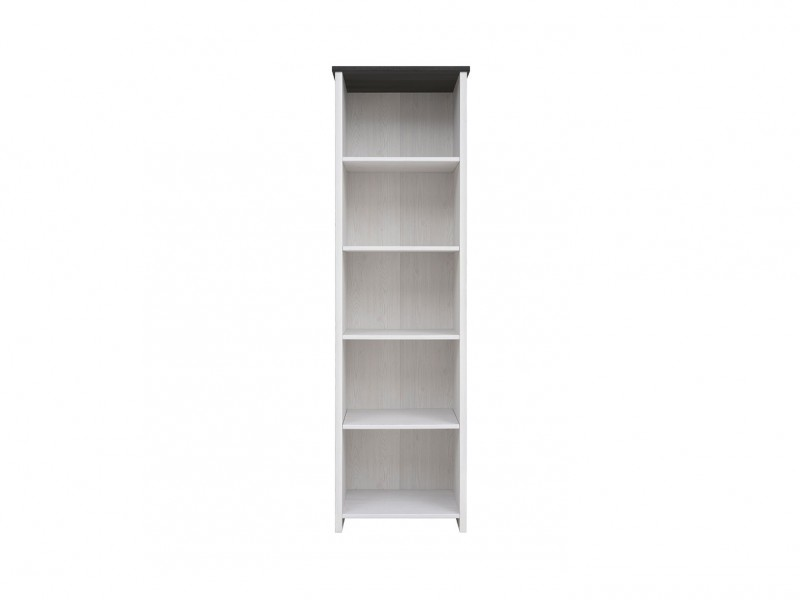 Porto - Bookcase Shelf Cabinet (REG/60)