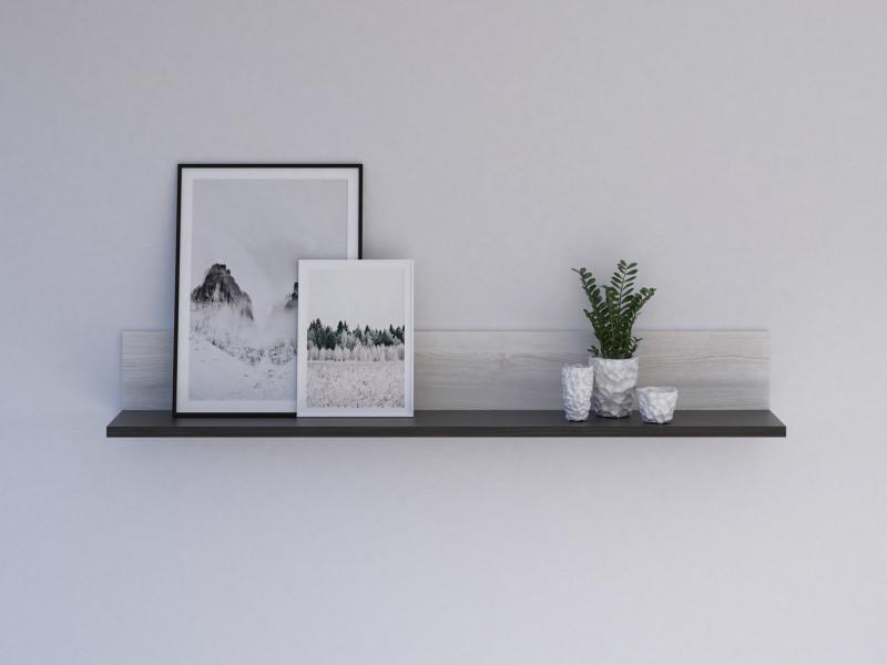 Wall Shelf 175cm - Antwerpen (P/2/18)