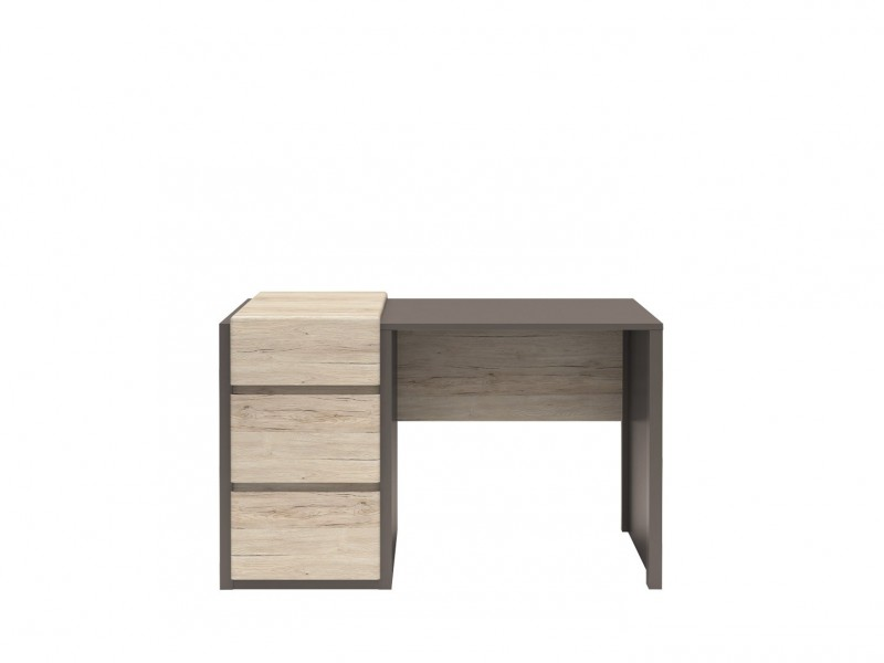 Author - Desk with Drawers 120cm (BIU3S/7/12)
