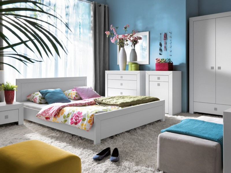 King Size Bedroom Set - Mezo