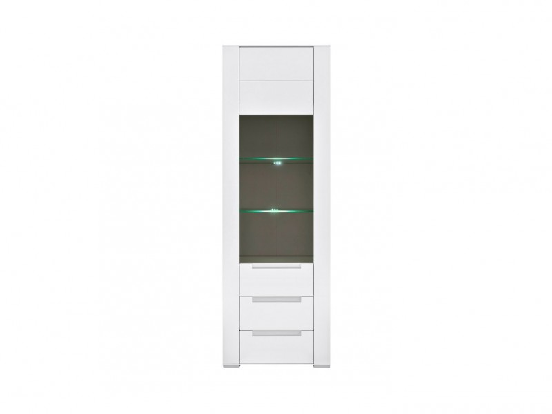 Glass Display Cabinet - Dinaro (REG1W2S/20/7)