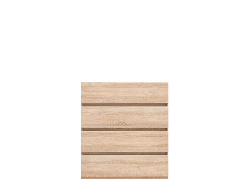 Academica - Chest of Drawers (KOM4S/80)