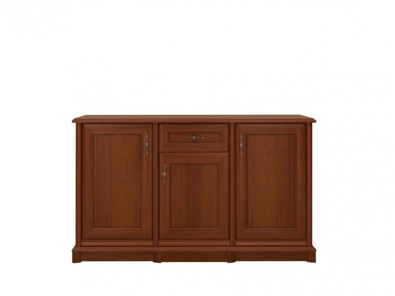 Vintage inspired Large Sideboard Dresser Cabinet Chestnut finish - Kent (S10-EKOM3d1s-KA-KPL02)