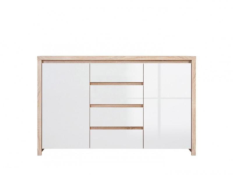 Sideboard Dresser Cabinet - Kaspian (KOM2D4S)
