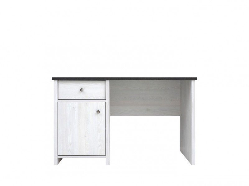Study Desk Scandinavian with Cabinet & Drawer - Porto (S322-BIU/120-MSJ-KPL01)