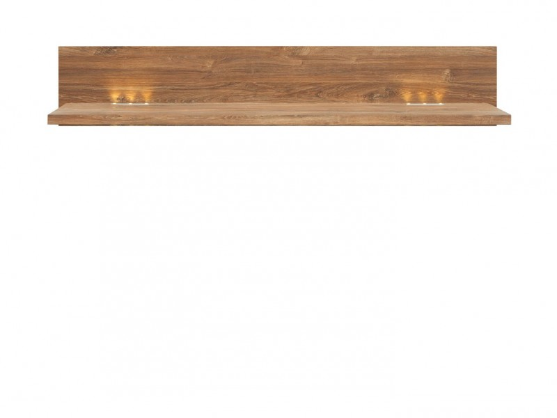 Wall Shelf With LED - Gent (P/3/14)