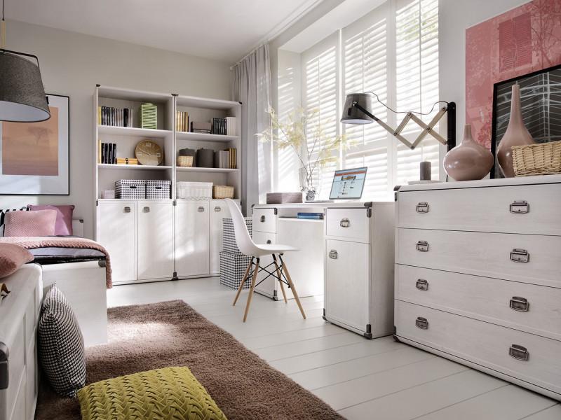 Traditional children s room bedroom furniture set pine or - Childrens pine bedroom furniture ...