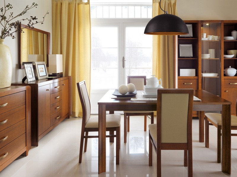 Alevil - Dining Room Set