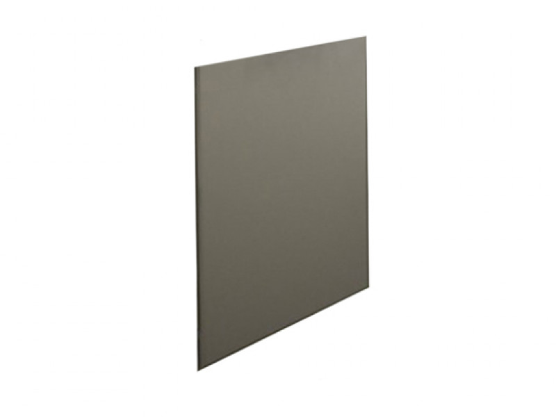 Mocca Dark Grey Kitchen End Panel 56x87cm for Base Cabinet Cupboard Unit - Paula (STO-PAULA-END_PANEL-P/L-MOCCA_GREY-KP01)