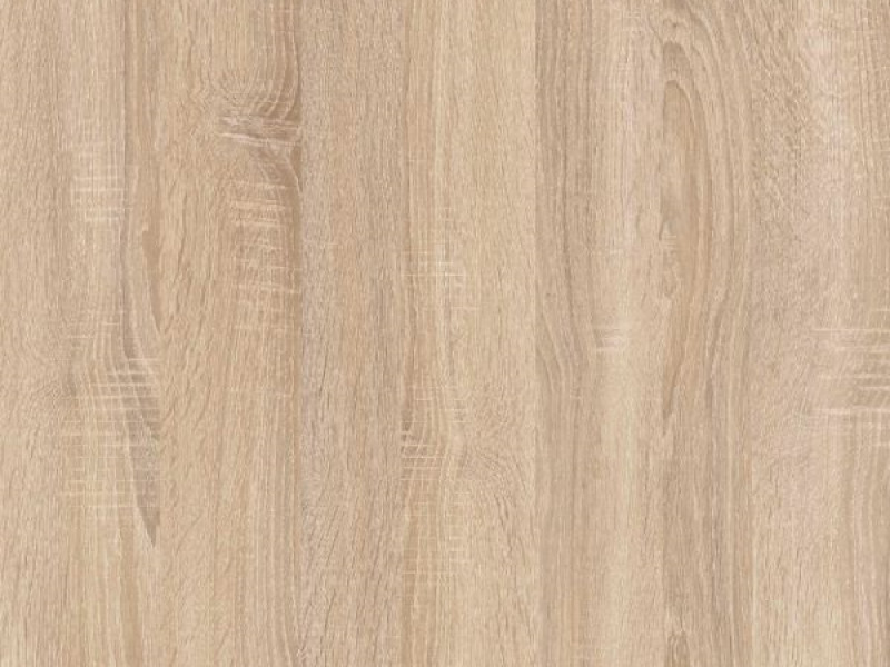 Kitchen Worktop 1000 mm 100cm Sonoma Oak laminate finish - Junona (K22-DNW/100/82_L-DSO-2-KOR01)