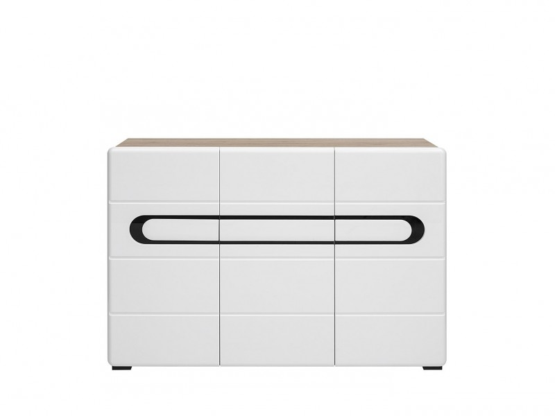 Sideboard Dresser Cabinet - Byron (KOM3D2SW/11/15)
