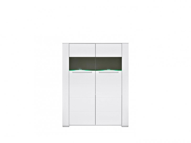 Glass Display Cabinet - Dinaro (REG2W/13/10)