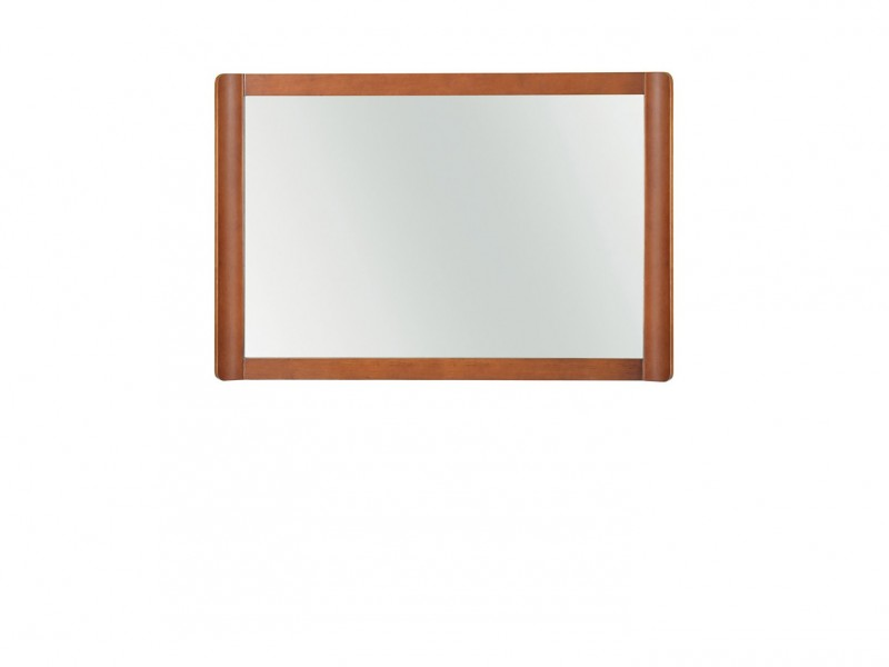 Traditional Rectangular Mirror Cherry Wood veneer - Alevil (LUS/100)