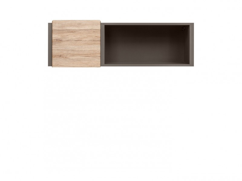 Wall Shelf Cabinet - Author (SFW1D/4/12)