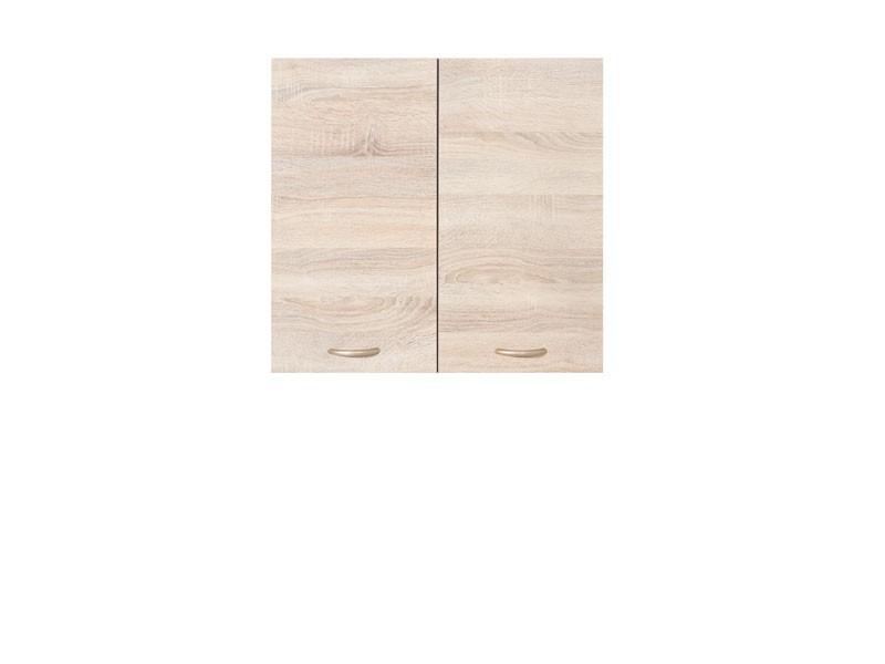 Modern Free Standing Kitchen Cabinet Cupboard Wall Unit 60cm - Junona (K22-G2D/60/57-WE/DSO-KPL01)
