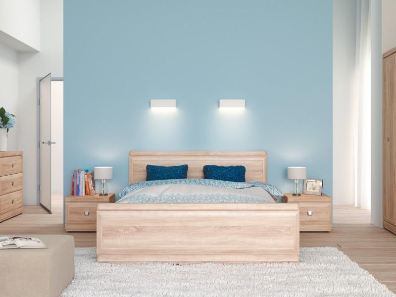 Oregon King Size Bedroom Furniture Set Impact Furniture