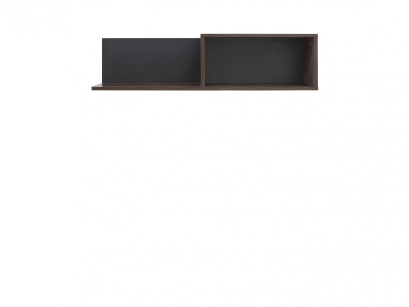 Wall Shelf 100cm Right - Alhambra (S306-POLP/100-AHB/CA-KPL01)