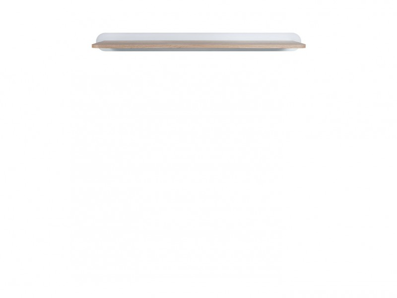 Wall Shelf - Byron (S220-P/1/10-BIP/DSAJ-KPL01)