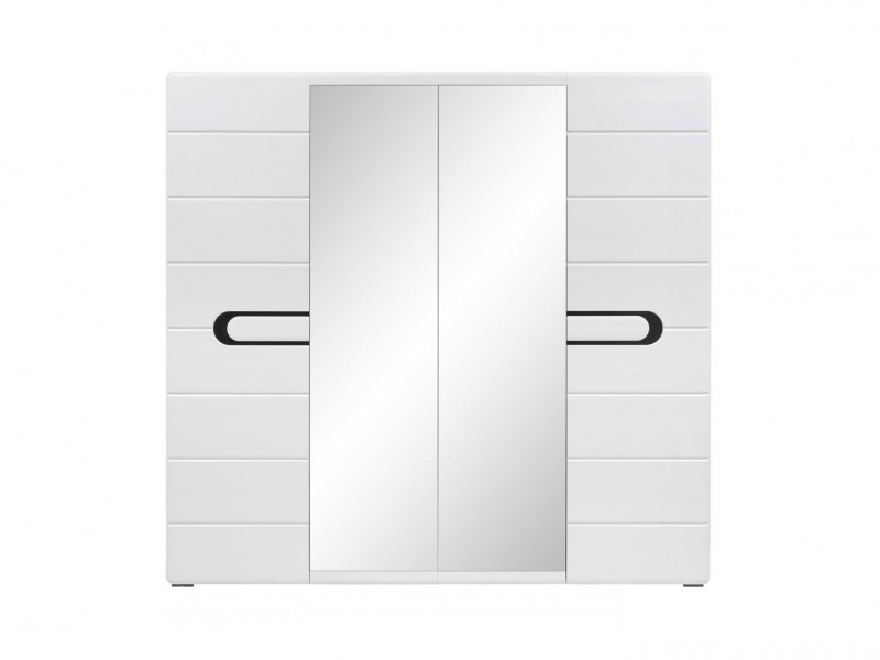 Four Door Wardrobe - Byron (SZF2D2L/21/22)