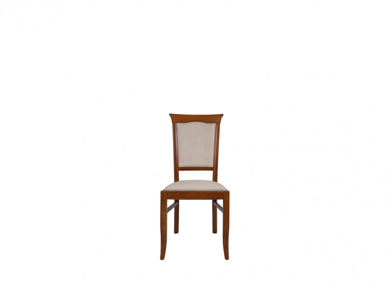 Traditional Dining Chair in Chestnut Solid Wood - Kent (D09-TXK_EKRS-TX017-1-TK1323)