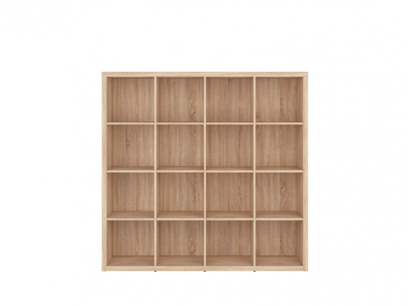 Wide Bookcase Shelf Cabinet - Nepo (REG/15/16)