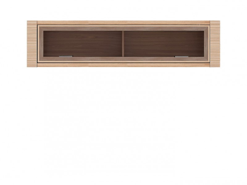 Wall Glass Display Cabinet - Raflo (SFW1WK/4/15)