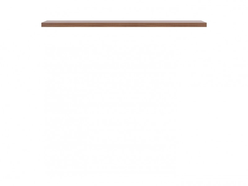 Floating Wall Shelf 155cm - Venom (POL/155)