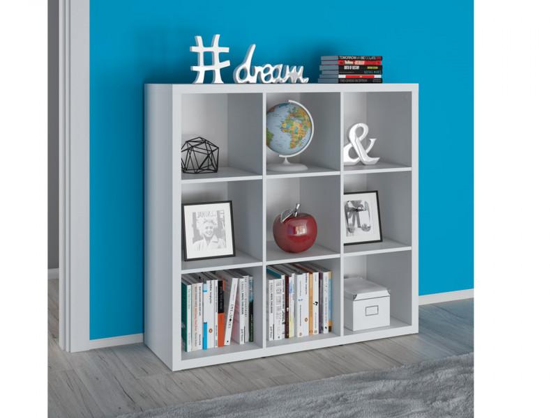 Cube Bookcase Shelf Storage Cabinet - Nepo (REG/12/12)