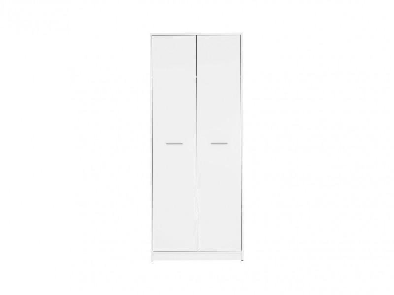 Wardrobe - Nepo (S301-SZF2D-BI)