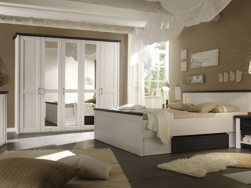 King Size Bedroom Furniture Set - Luca (L30-LUCA_BEDROOM_SET_2)