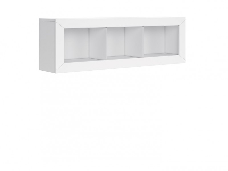 Mezo - Wall-Mounted Glass-Fronted Cabinet  (SFW1W/4/14)