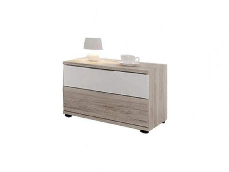 Mercur -  Bedside Table (KOM2S)