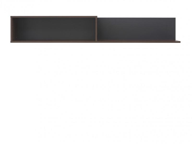 Wall Shelf 160cm Left - Alhambra (POLL 160)