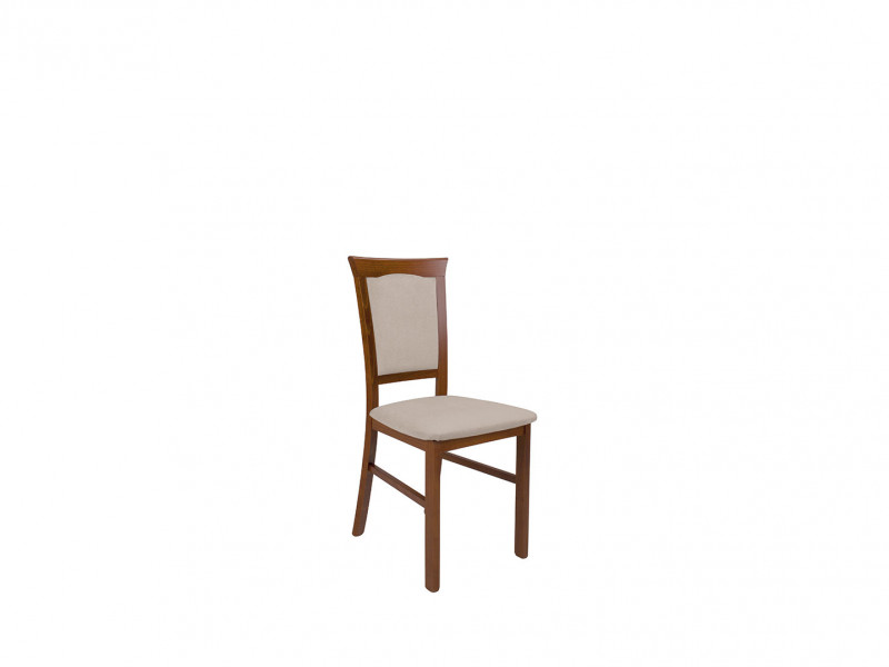 Dining Room Chair Classic Style Traditional Furniture Chestnut Finish - Kent (D09-TXK_KENT_SMALL/2-TX017-1-TK1323)