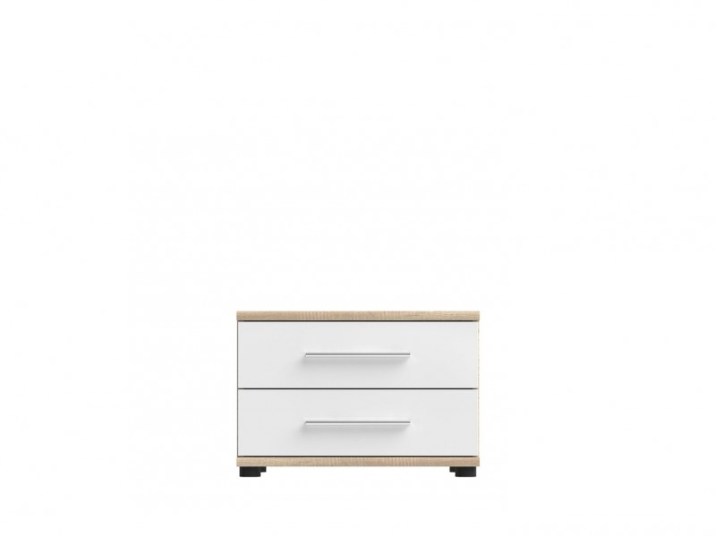 Bedside Cabinet Table - Belinda (KOM2S)
