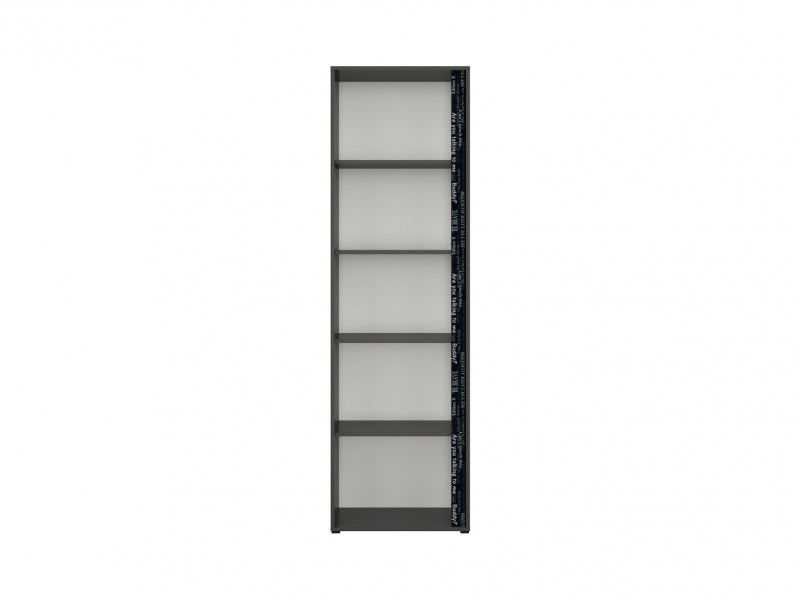 Bookcase Shelf Cabinet Left - Graphic (REG/57L)