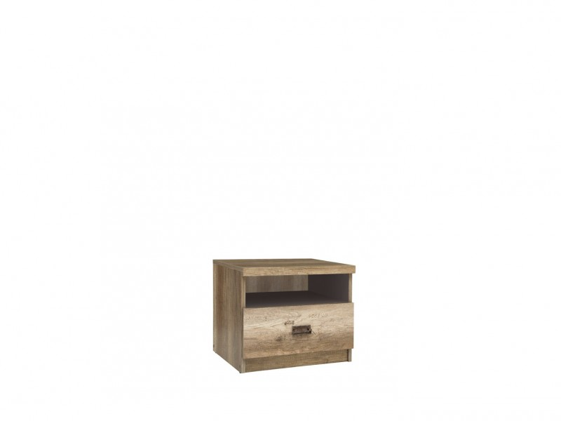 Malcolm -  Bedside Cabinet Table (KOM1S)
