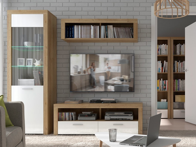 Furniture Set Storage Units White Gloss, Modern Living Room Furniture Sets Uk