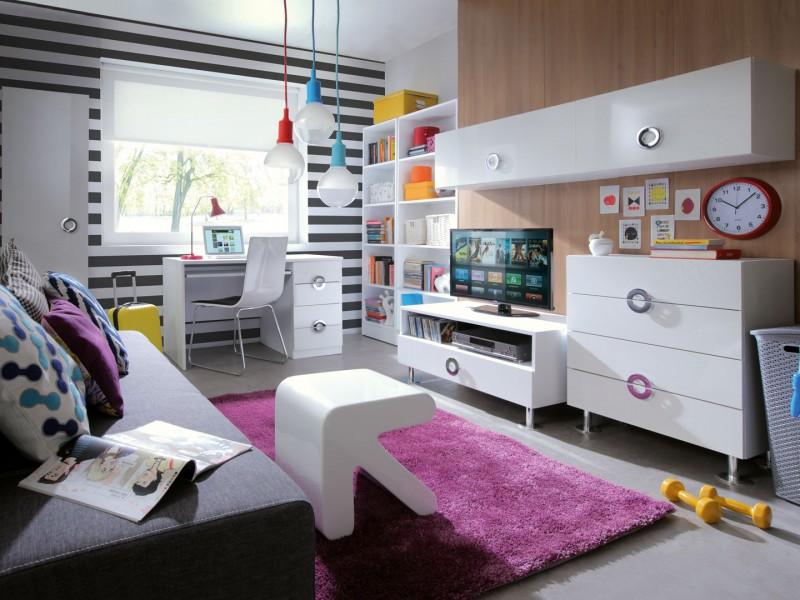 Children's Room Furniture Set - Ringo (RINGO KIDS SET)