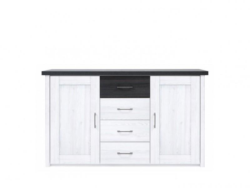 Luca - Sideboard Dresser Cabinet (KOM2D4S)